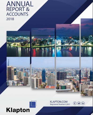 Klapton Insurance Company posts 2018 Annual Report & Accounts