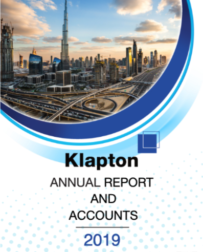 Klapton Insurance Company posts 2019 Annual Report & Accounts